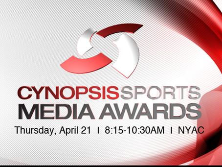 Harbus named finalist for Cynopsis Awards