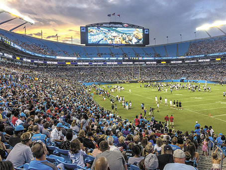 Carolina Panthers building stadium for future