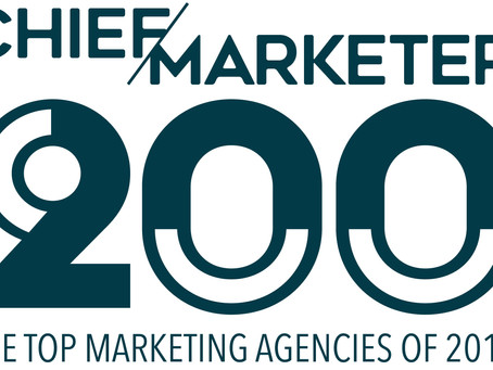 Bespoke Named to CM200 List of Top Marketing Agencies