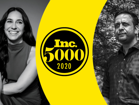 Bespoke Lands on the Inc. 5000 List for Second-Straight Year