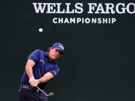 Boykin Talks Wells Fargo Renewal of PGA Tour Event