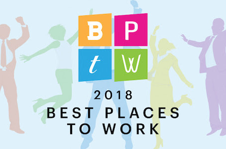 Bespoke Named Top Workplace by Charlotte Business Journal