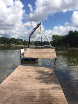 Existing Dock Removal