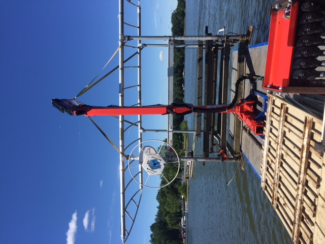 Boat Lift Transportation