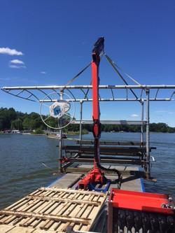Boat Lift Transportation