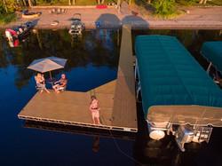 Floe Dock and Lift