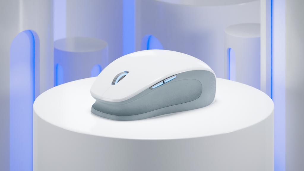 Mouse blanco
