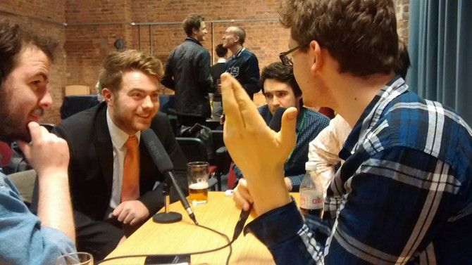 Show Archive: Looprevil Radio Presents Liverpool SU SO-Elections 2014 Results Live!