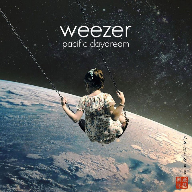 Pacific Daydream-Weezer