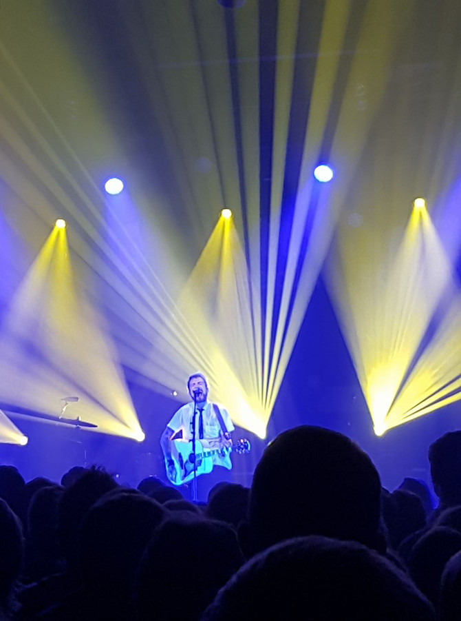 Frank Turner - Mountford Hall Review