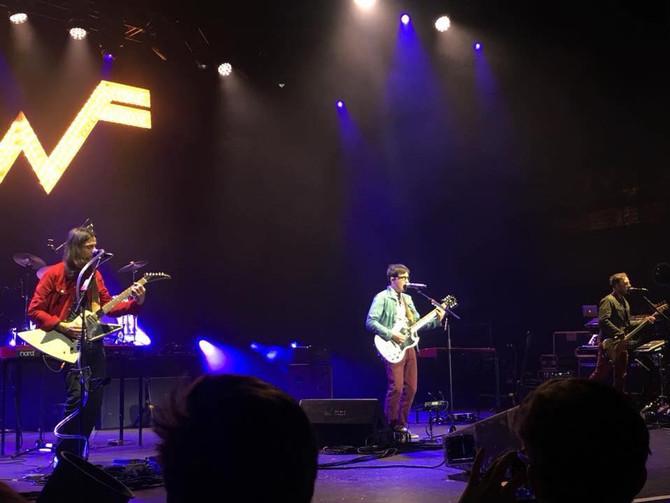 Weezer-O2 Apollo Manchester- 26/10/17