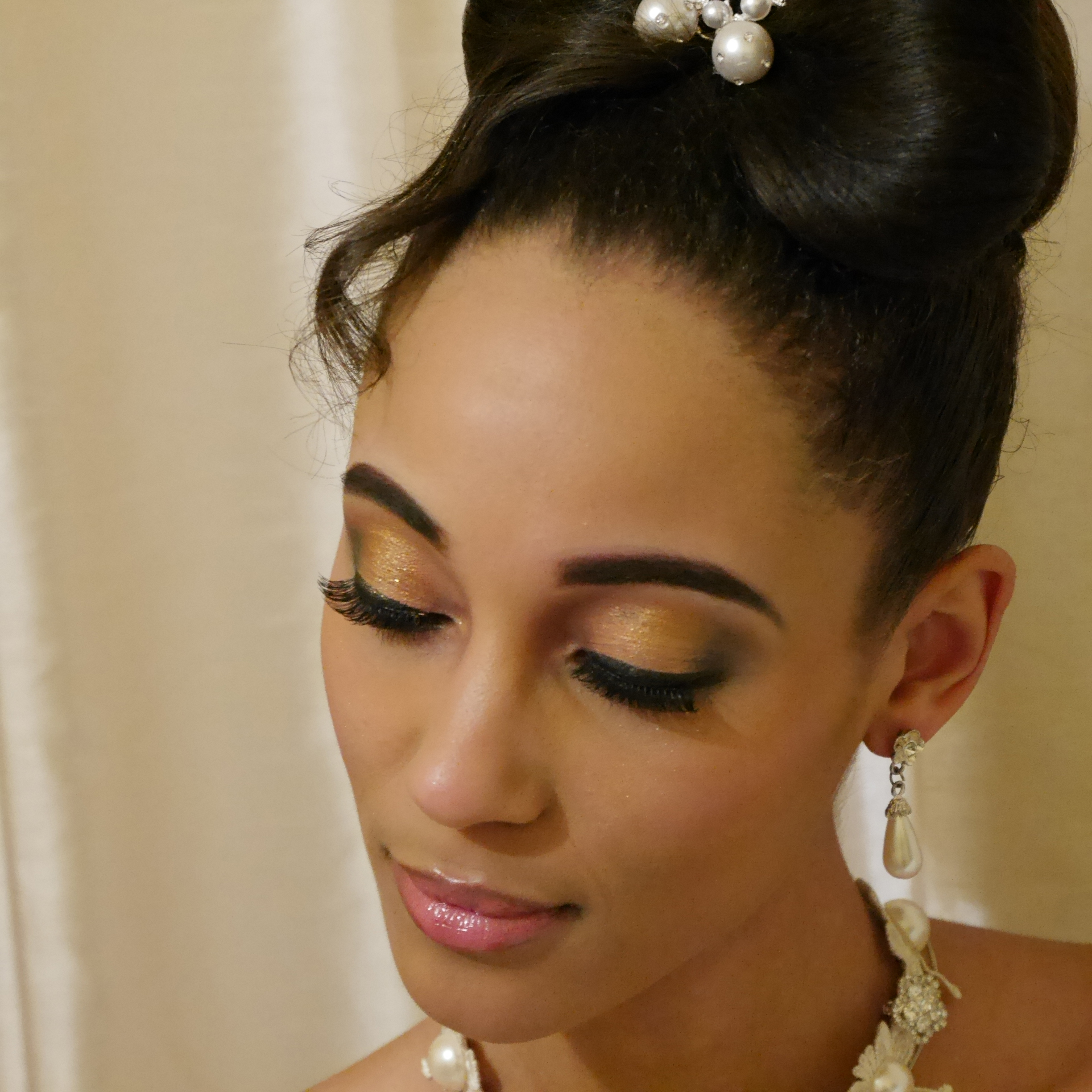 Bridal Makeup for Mixed Race skin
