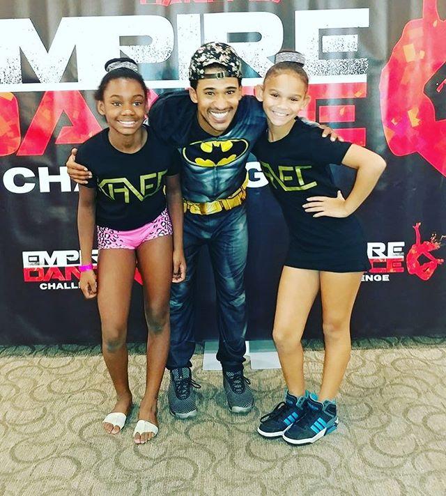 #empiredancechallenge2017  #yearone #the716dancelab