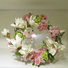 春 ローズアレンジメント バラ