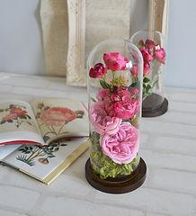 春 フラワーアレンジ 3月 パープル ピンク PRIMA池袋店 ¥10,000+税
