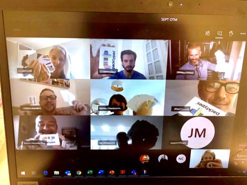 Packtypes Virtual Teams