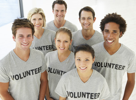 Volunteer Opportunities with the Steadman team