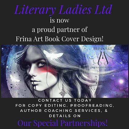 Literary Ladies Ltd is now a proud partn