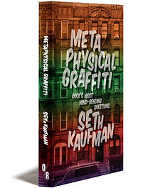 Bookcover of Metaphysical Graffiti