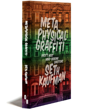 book cover of Metaphysical Graffiti