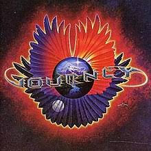 Journey album cover Infinity