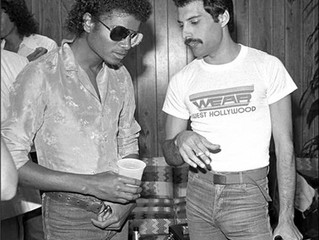 OFF THE WALL - The Real Story of Freddy Mercury and Michael Jackson