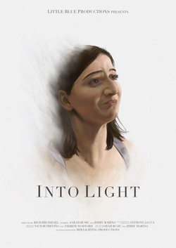 Into Light Poster