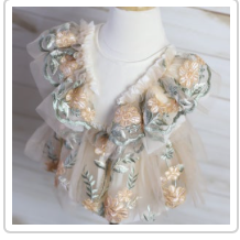 Lace Dress with Bloomers