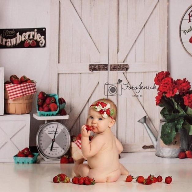 Strawberry Headband