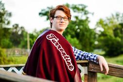 Houston Senior Portraits