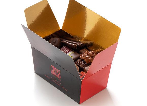 Ballotin de bonbons en chocolat - au gramme