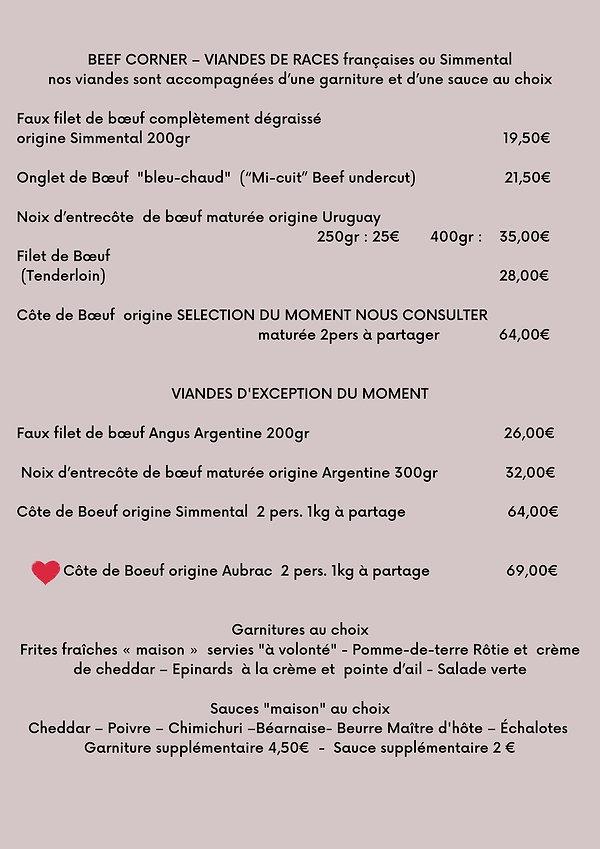 MENU APPETIZERS Tortilla chips, guaca mole et crème de cheddar 6,50€ Chicken Lettuce 7,50€