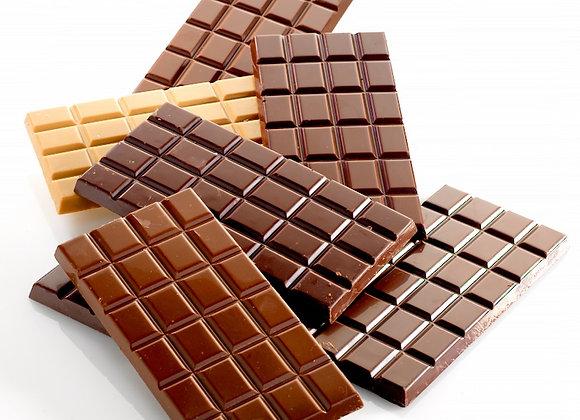 Tablette de Chocolat - 100gr