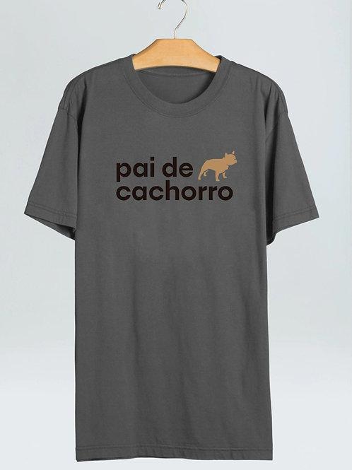 T-Shirt  Pai de Cachorro
