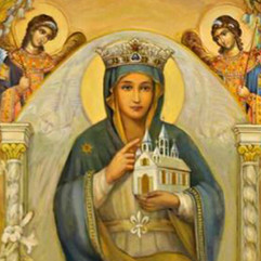 The Message of Mary                        Only in God Prayer Blog - 30 Apr 2021
