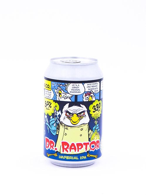 Uiltje - Dr. Raptor