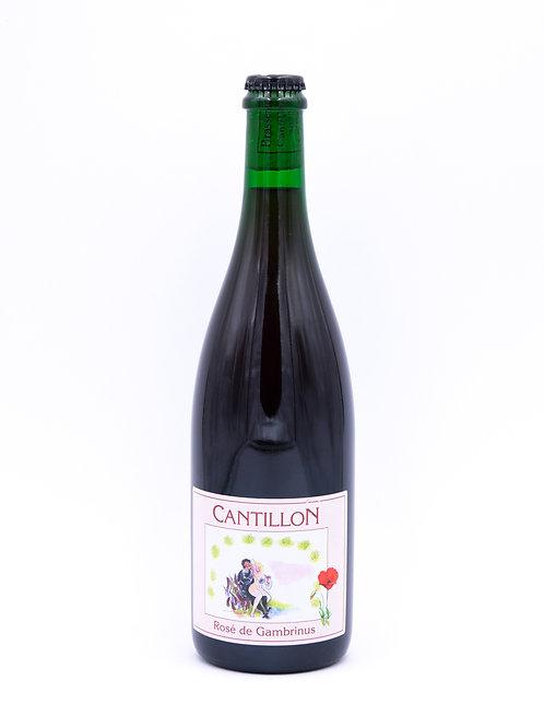 Cantillon Rosé Gambrinus