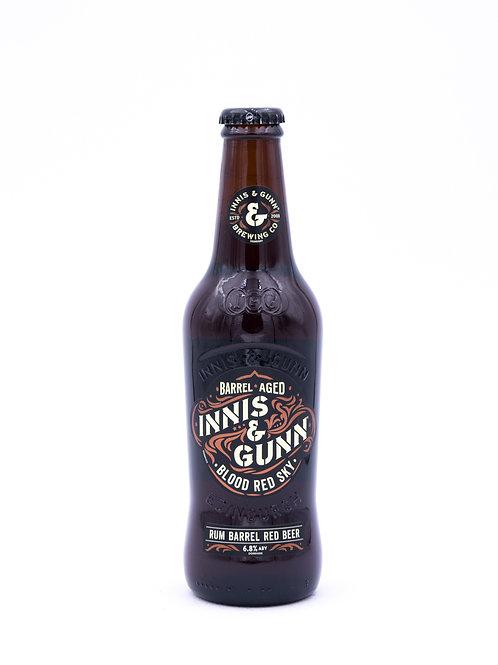Innis & Gun Rum Barrel