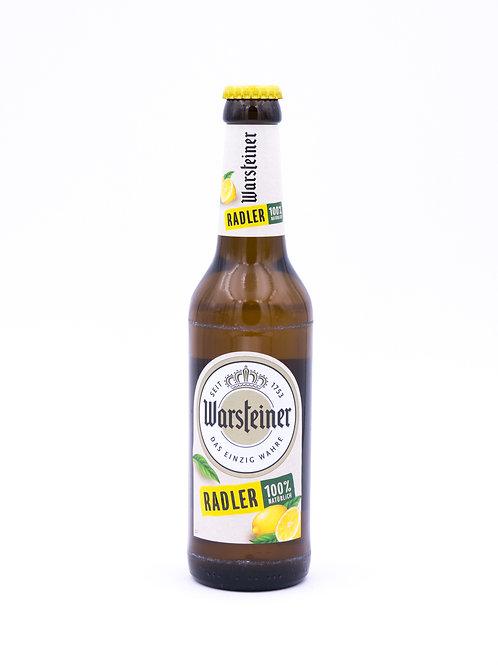 Warsteiner Radler Citron