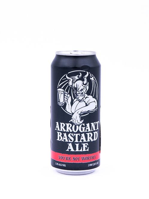 Stone Arrogant Bastard Ale