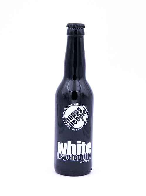 Hoppy People - White Psychobilly
