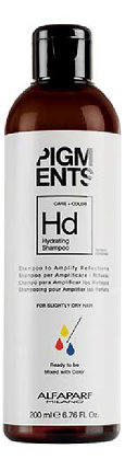 Hd Shampoo for slightly dry hair | Pigments