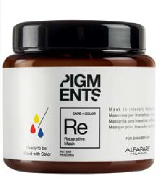 Re Mask for damaged hair  | Pigment