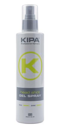 Head Shot Gel Spray 250ml by Kipa