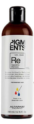 Re shampoo for damaged hair  | Pigment
