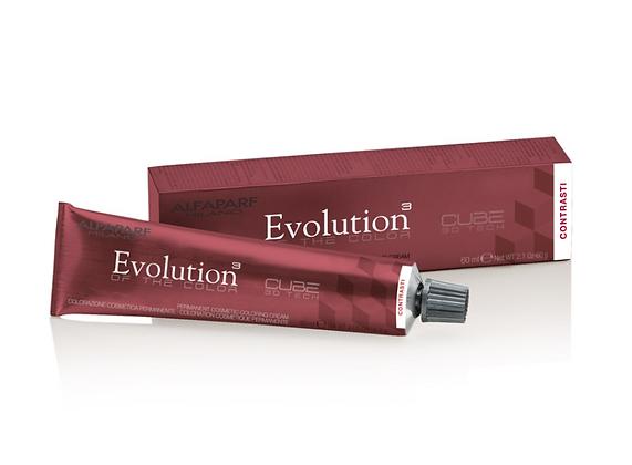 Contrasts | Evolution