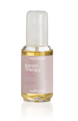 THE OIL | KERATIN THERAPY