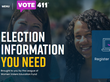 Forum Communications-LWV Vote 411