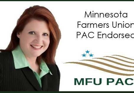Lindstrom Earns MFU PAC Endorsement