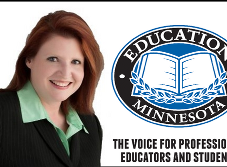 Education MN Endorses Lindstrom for Minnesota